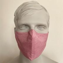 Maske mit Nasenbügel 4er Pack